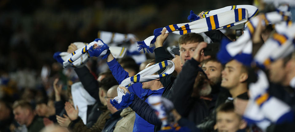 Extra seats released for Wigan Athletic