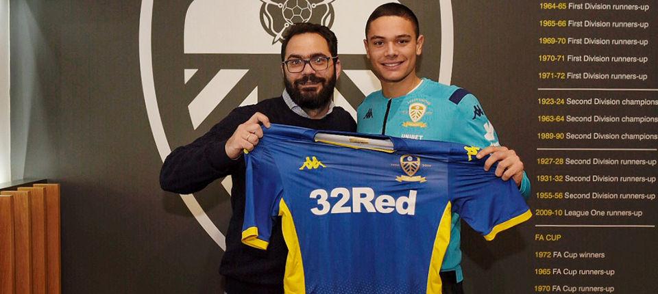 Whites complete Elia Caprile signing