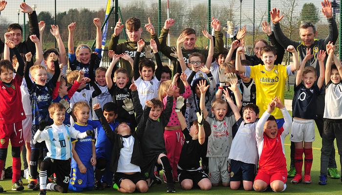 Soccer School places available for February half-term