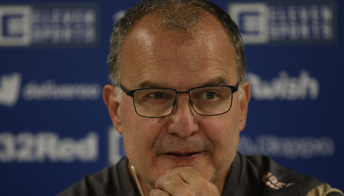 Marcelo Bielsa: The importance of the game is very clear