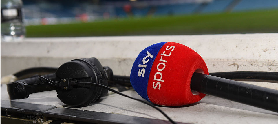 Fulham clash selected for live Sky Sports Broadcast