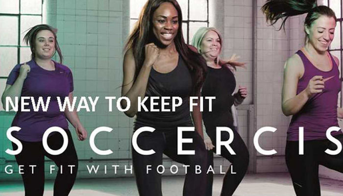 Foundation launch Soccercise initiative