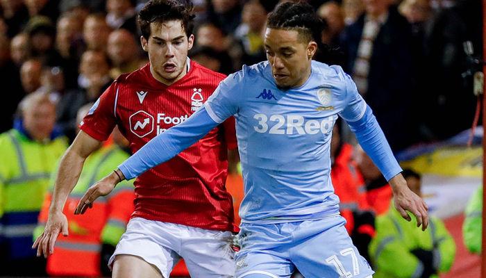 Report: Nottingham Forest 2-0 Leeds United