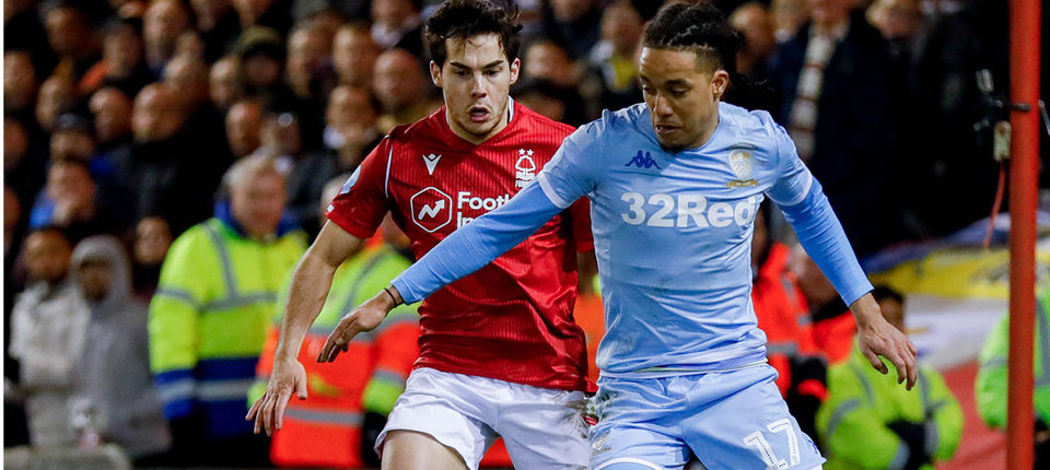 Report: Nottingham Forest 2-0 Leeds United