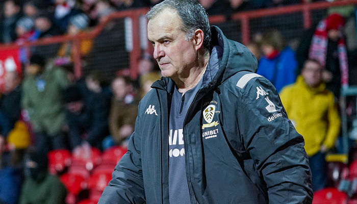 Marcelo Bielsa: The players left everything on the pitch