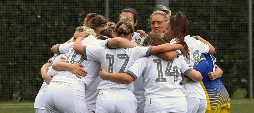 Leeds Women keep up pressure with 2-1 win over Norton