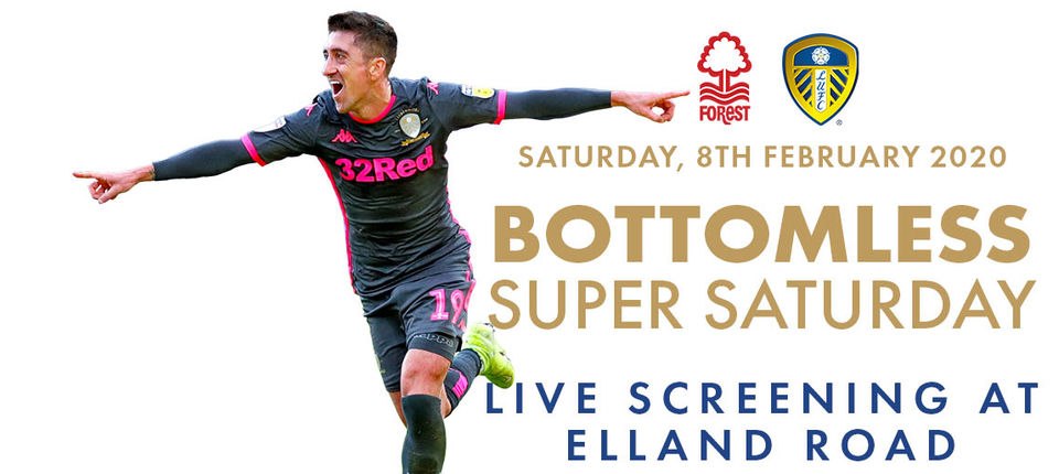 Join us for our Nottingham Forest super Saturday event