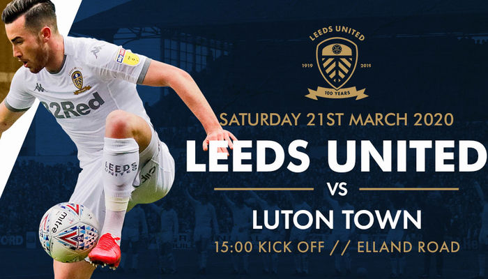 Tickets: Luton Town (H)