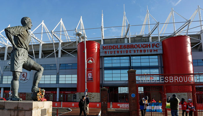 Middlesbrough: Ground Guide
