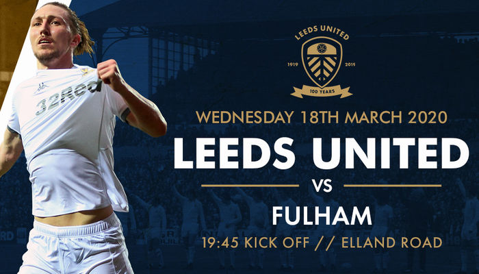 Tickets: Fulham (H)