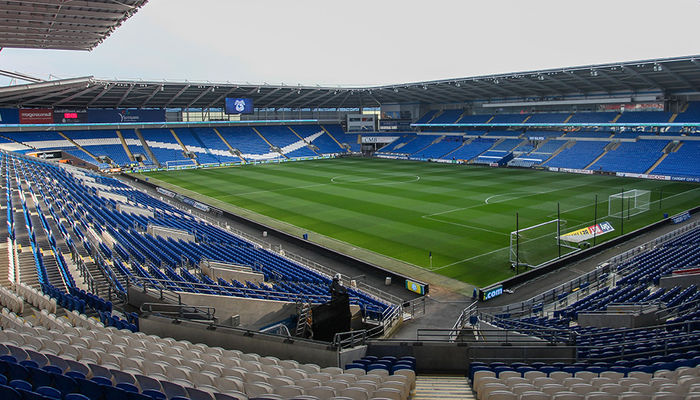 Tickets: Cardiff City (A)