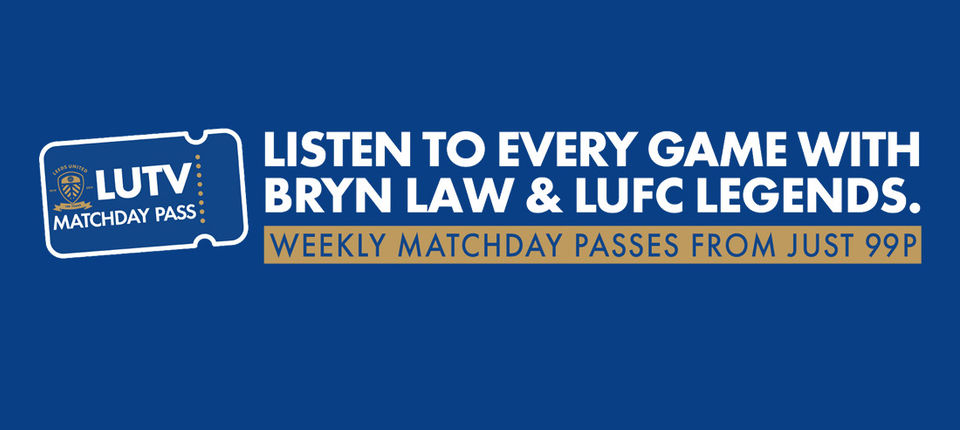 LUTV: Leeds United v Bristol City