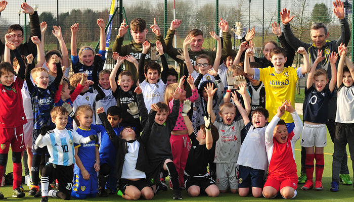 Leeds United Academy to hold open trials this April