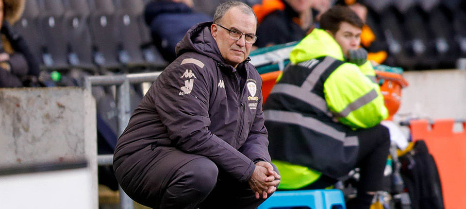 Marcelo Bielsa: I wish from now we can keep this efficiency