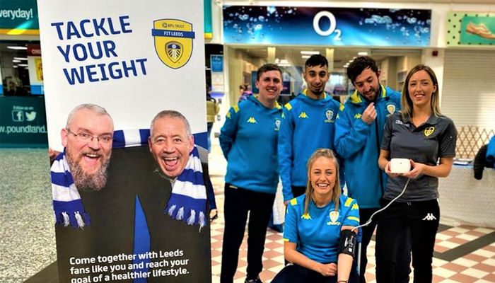 Local event held to promote FIT Fans programme