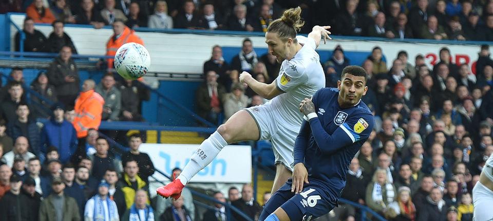 Report: Leeds United 2-0 Huddersfield Town