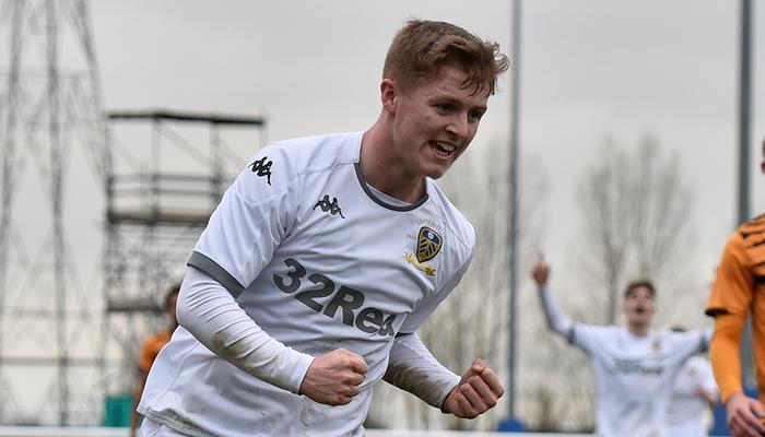 Liam McCarron named in Scotland U19s squad
