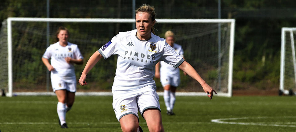 Leeds Women\'s eight game run ends with a late Brighouse goal