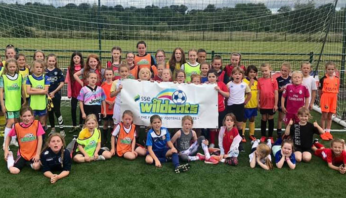 EFL Day of Action: SSE Wildcats Centres delivered everyday