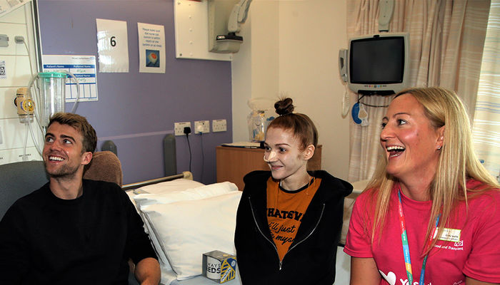 Gallery: Organ Donation visit to St James\'s University Hospital
