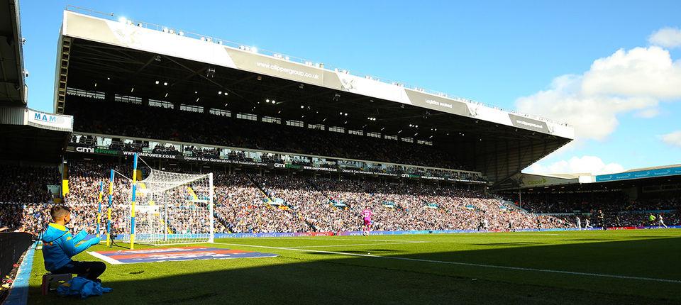 Leeds United ticket update
