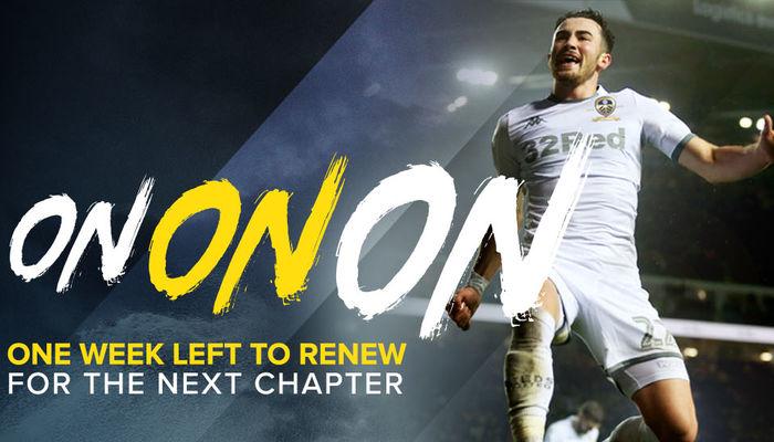 Season Tickets: One week left to renew