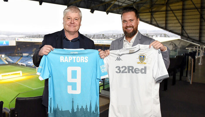 College launch partnership with Prague Raptors FC