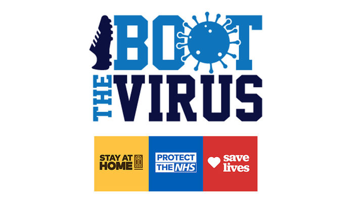 Players support Boot the Virus campaign