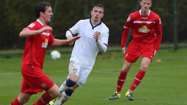 YOUNGSTER MCDAID IN LOAN EXIT