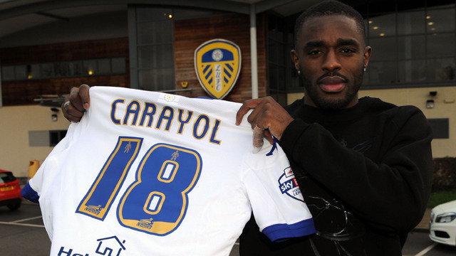 CARAYOL SIGNS UP FROM BORO