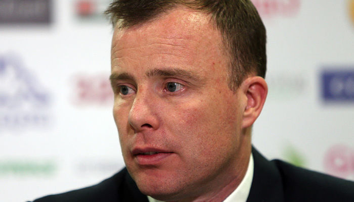 Angus Kinnear encouraged by football working together