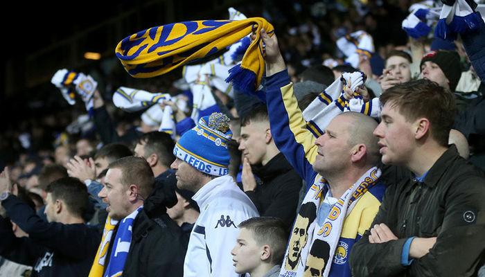 Leeds United update for ticket holders