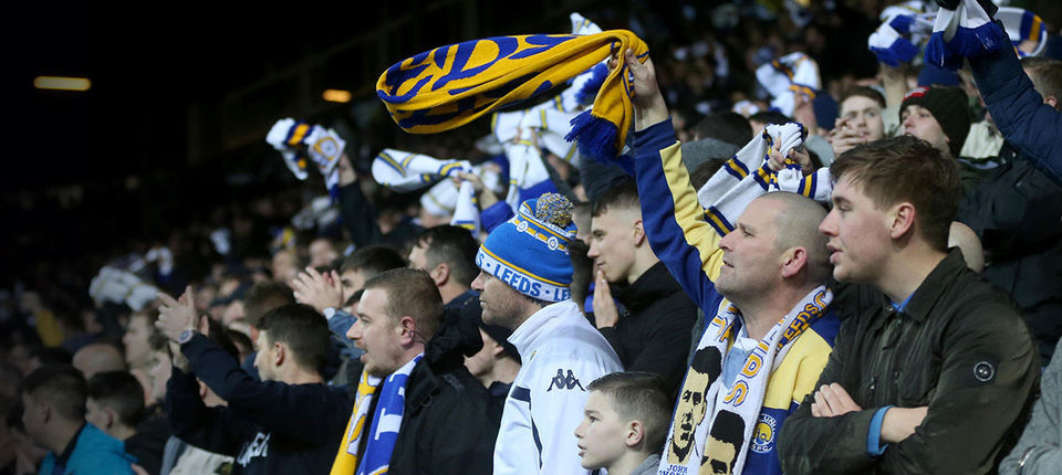 Leeds United update for ticket holders