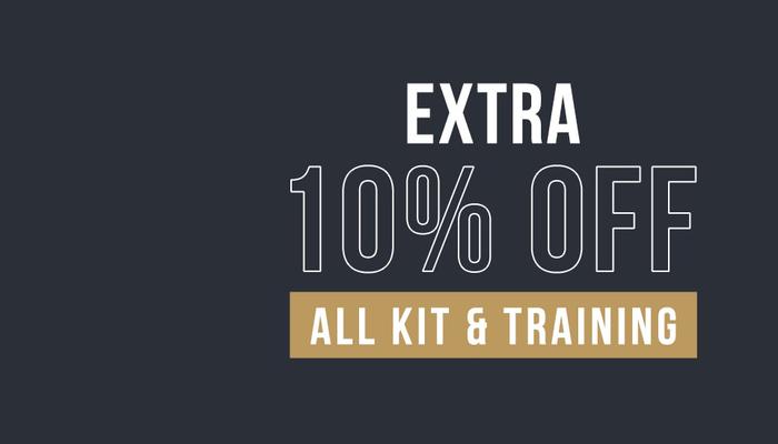 Extended until midnight! Upto 60% off Leeds United kit!