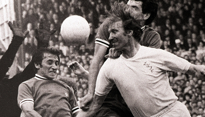 Jack Charlton: Everybody was frightened of us and it was great