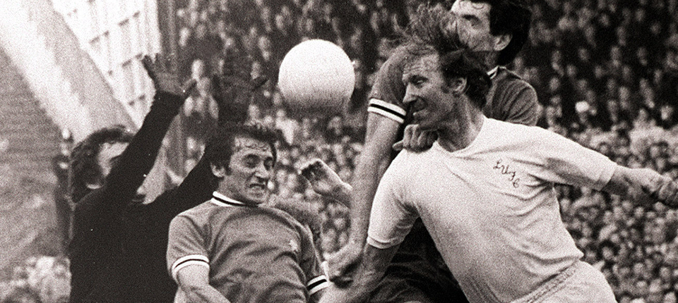 Jack Charlton: Everybody was frightened of us, it was lovely