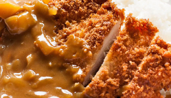 Eat Like A Player: Chicken Katsu Curry