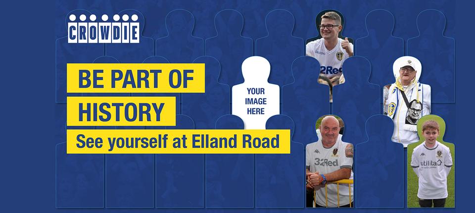 Elland Road Crowdie Scheme launches