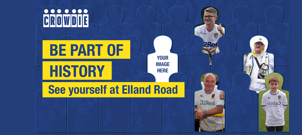 15,000 Crowdies set for Elland Road!