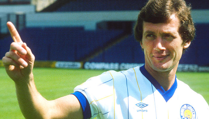Jon Howe: Trevor Cherry the front-runner in Leeds United's '400 Club'