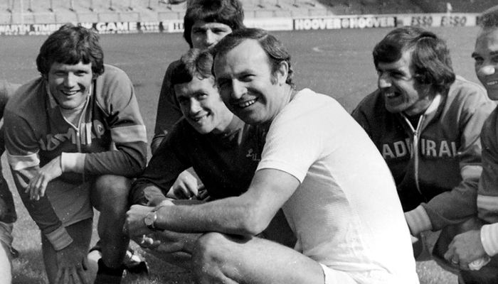 Jimmy Armfield: I wanted to win for the players