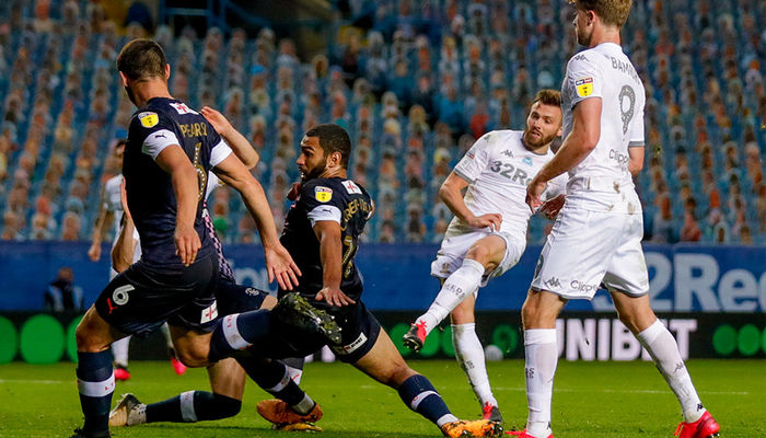 Report: Leeds United 1-1 Luton Town