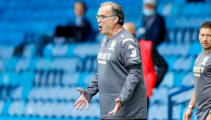 Marcelo Bielsa: The win was necessary for us and very important