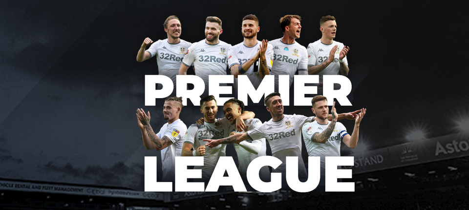 We are back! Leeds United are promoted!