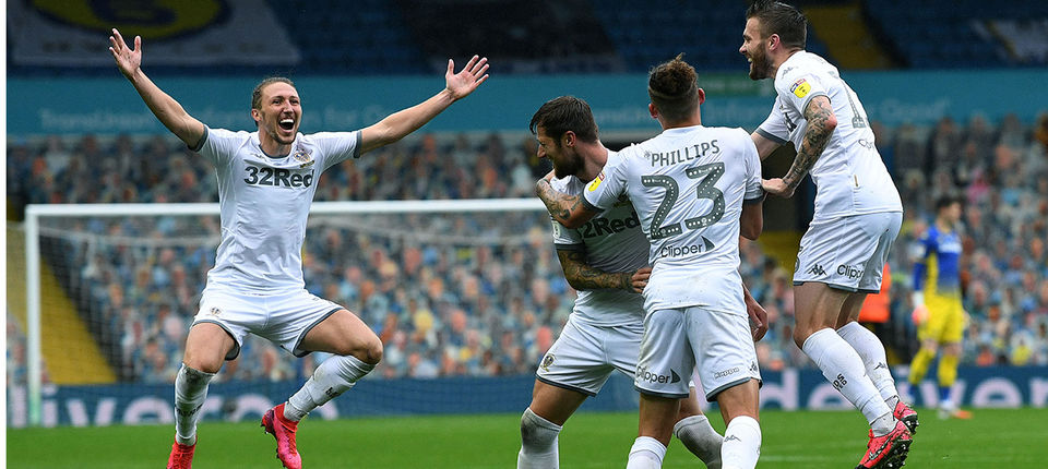 Report: Leeds United 5-0 Stoke City