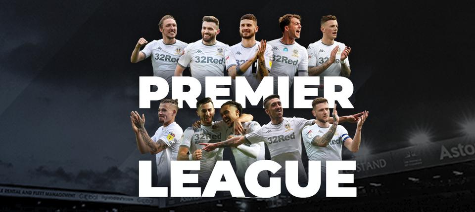 Leeds United are champions!