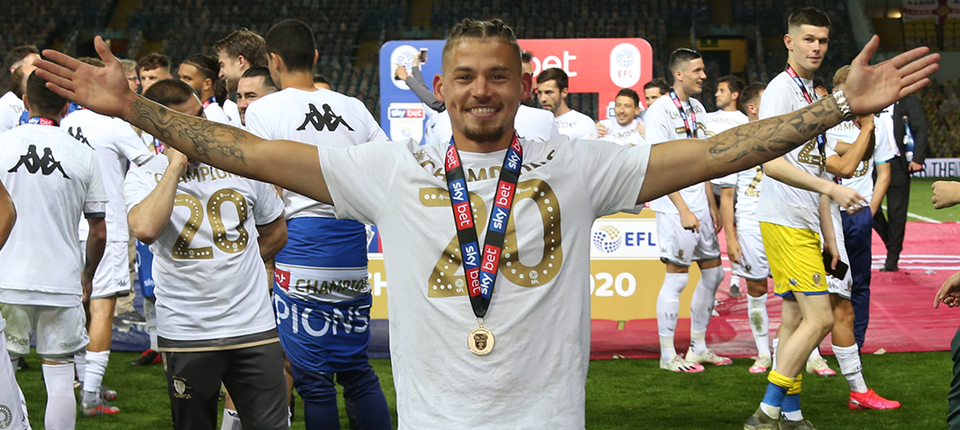 Kalvin Phillips: It still hasn\'t sunk in yet