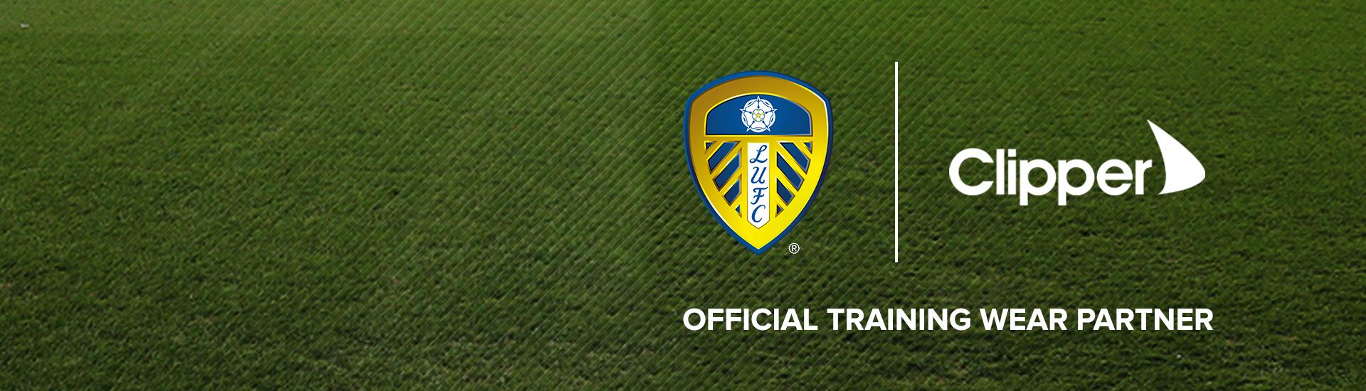 Clipper Sign New Leeds United Sponsorship Deal Leeds United