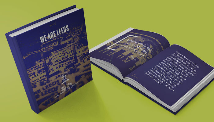Leeds United Centenary Social Biography Available for Pre-Order!