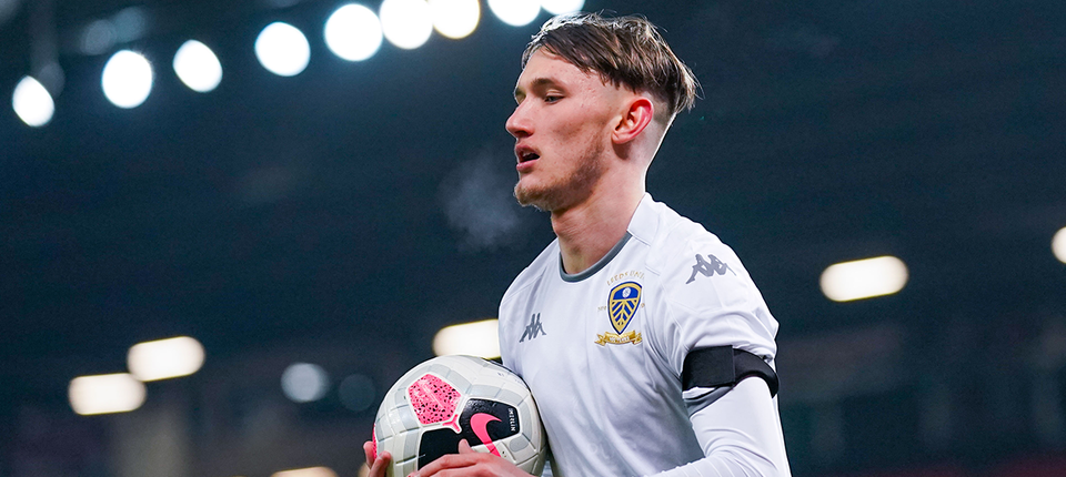 Dane Burlace Shortlisted for LFE Goal of the Season